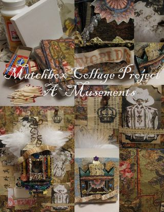 Matchbox collage project