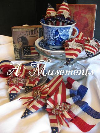 Red white and blue collection2
