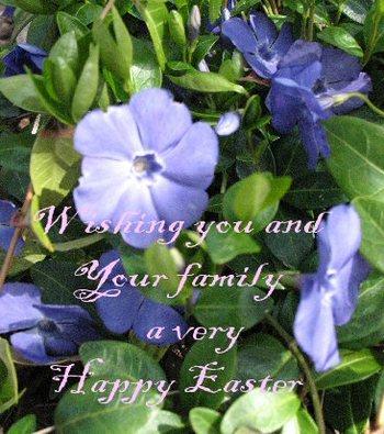 Eastergreetings